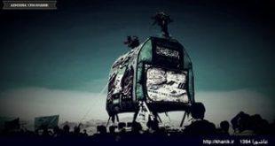 فیلم حرکت نخل در روز عاشورا- خانیک ۱۳۹۵