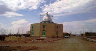 گذری بر مراحل ساخت مسجد خانیک -فیلم